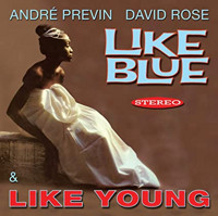 Like Blue & Like Young Upcoming Broadway CD
