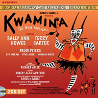 Kwamina (Original Broadway Cast Recording) Upcoming Broadway CD