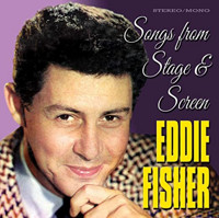 Eddie Fisher: Songs from Stage & Screen Upcoming Broadway CD