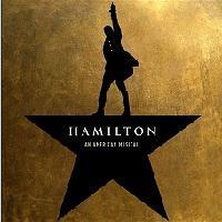 Hamilton Upcoming Broadway CD