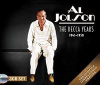 Al Jolson: Decca Years 1945-1950 Upcoming Broadway CD
