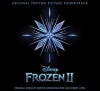 Frozen II (Original Motion Picture Soundtrack) Upcoming Broadway CD