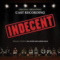 Indecent (Original Broadway Cast Recording) Upcoming Broadway CD