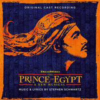 Prince of Egypt OLC Upcoming Broadway CD
