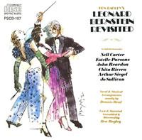 Ben Bagley's Leonard Bernstein Revisited Upcoming Broadway CD