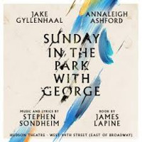 Sunday in the Park With George - 2017 Revival Cast Upcoming Broadway CD