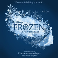 Frozen - The Broadway Musical Upcoming Broadway CD
