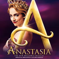 Anastasia [Vinyl] Upcoming Broadway CD