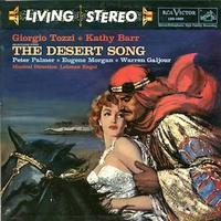 The Desert Song Upcoming Broadway CD