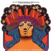 Follies Upcoming Broadway CD