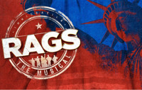 Rags (London 2020 Cast) Upcoming Broadway CD