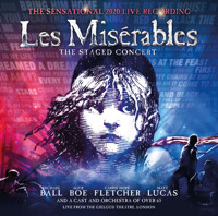 Les Miserables - The Staged Concert Upcoming Broadway CD