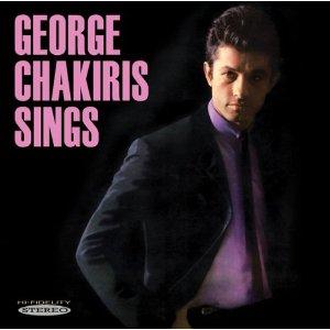 George Chakiris Sings