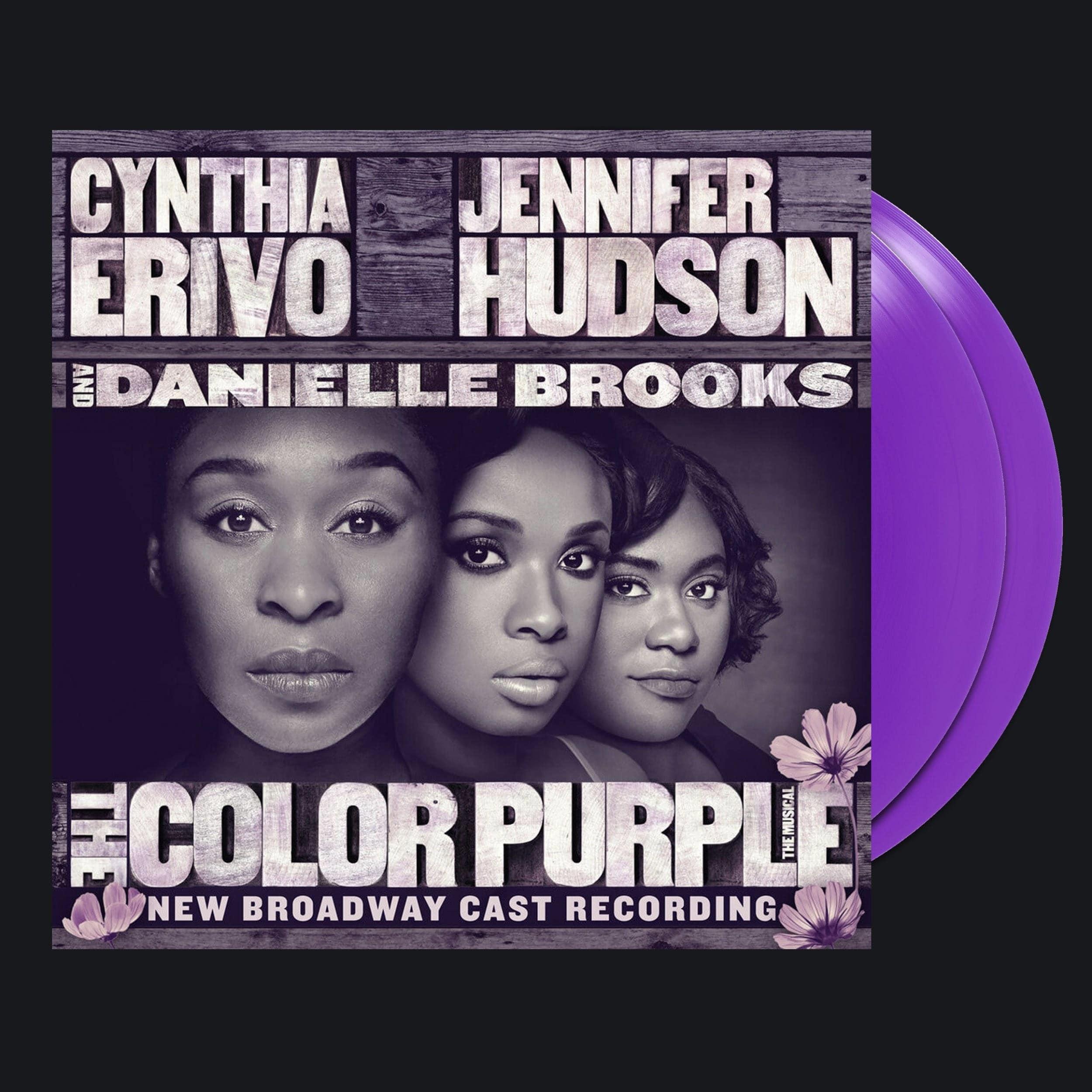 The Color Purple Vinyl Album