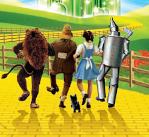THE WIZARD OF OZ Blog