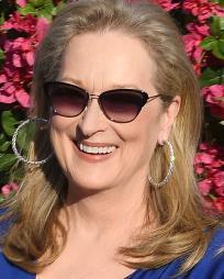 Meryl Streep Headshot