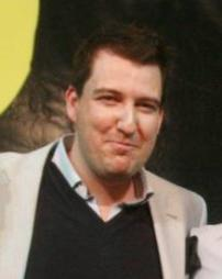 John Ellis (i) Headshot