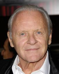 Anthony Hopkins Headshot