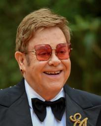Elton John Headshot