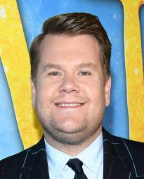 James Corden Headshot