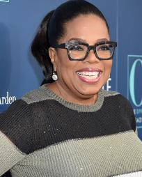 Oprah Winfrey Headshot