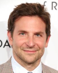 Bradley Cooper Headshot