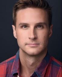 Christopher Rice Headshot
