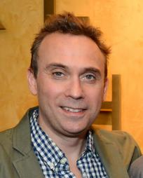 David Melville Headshot
