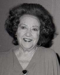 Ethel Merman Headshot