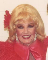 Ginger Rogers Headshot
