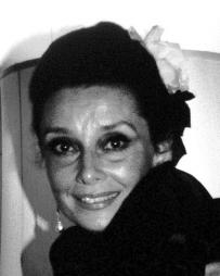 Audrey Hepburn Headshot