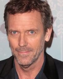 Hugh Laurie Headshot
