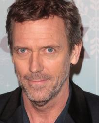 Hugh Laurie Headshot