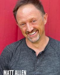 Matt Allen Headshot