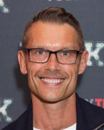 John Partridge Headshot