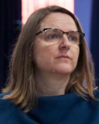 Brigid Larmour Headshot