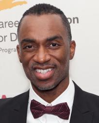 Desmond Richardson Headshot