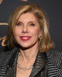Christine Baranski Headshot