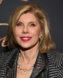 Christine Baranski Headshot