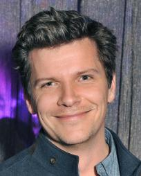 Nigel Harman Headshot
