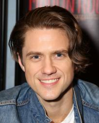 Aaron Tveit Headshot
