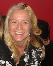 Kristie Dale Sanders Headshot