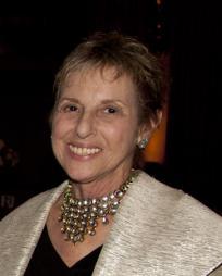 Judy Hall Headshot