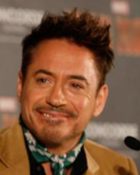 Robert Downey Headshot