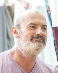 Jerome Pradon Headshot