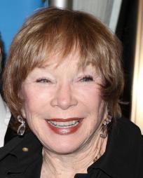 Shirley MacLaine Headshot