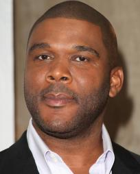 Tyler Perry Headshot