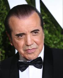 Chazz Palminteri Headshot