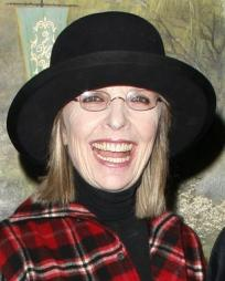 Diane Keaton Headshot