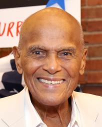 Harry Belafonte Headshot